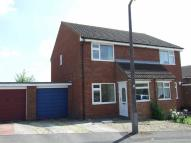 3 bed semi detached house to rent in Quantock Close, Melksham