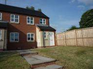 2 bed semi detached property in Uttoxeter Road, Longton...