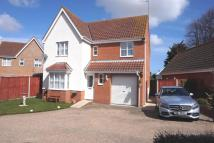 4 bedroom Detached house in Speedwell Close, Hopton...