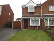 98 Sarahs Croft semi detached property to rent