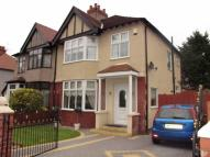 47 Chesterfield Road semi detached property to rent