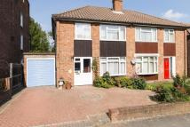 3 bed semi detached house in Chatsworth Way, London...