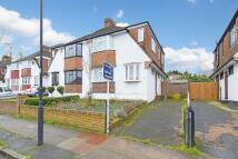 semi detached house in Lamberhurst Road, London...