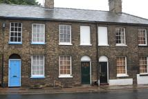 1 bed Terraced property to rent in Westgate Street...