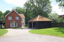 Detached house to rent in Suffolk, IP30
