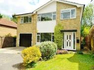 Detached house for sale in Thorold Close...