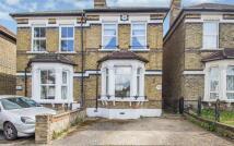 semi detached property in Chelsham Road...
