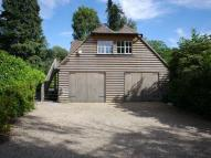 Lodge in Leigh Hill Road, Cobham...