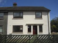 Terraced property in Peden Avenue, Dalry, KA24