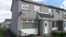 End of Terrace home to rent in Greenbank, Blantyre...