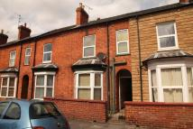 4 bed Terraced home in Cranwell Street, Lincoln