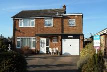 Detached home for sale in Nursery Close, Saxilby