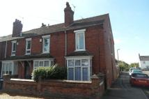 Terraced house in Burton Road, Lincoln