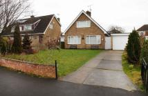 Detached Bungalow in Thonock Drive, Saxilby
