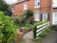 Terraced home to rent in A 2 Bed Town Centre...