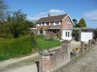 Detached home in Butts Road, Chiseldon...