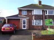 3 bedroom semi detached home to rent in Salcombe Grove...