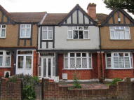 Terraced house in Elmbank Way, London, W7