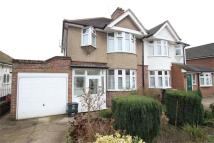 3 bedroom semi detached property in Rochester Way...