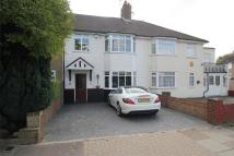 Terraced home for sale in Porlock Avenue, Harrow...
