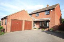 4 bed Detached house in Pathfinder Way, Warboys