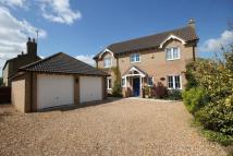 4 bed Detached property in The Bank, Somersham