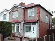 3 bed semi detached home for sale in Morven Avenue...