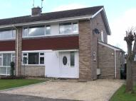 3 bed semi detached home in The Willows, Raglan, NP15