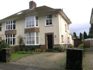 semi detached property for sale in Conigar Crescent, Usk...