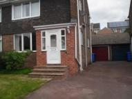 semi detached property to rent in Barncliffe Road, Fulwood...