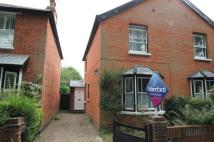 semi detached property in Beech Hill Road...