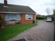 2 bedroom Semi-Detached Bungalow in Dene Close, Penkridge...