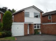 Link Detached House in Norman Road, Penkridge...