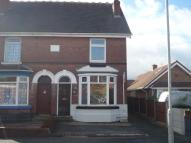 Stafford Road semi detached house to rent