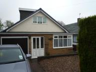 Detached Bungalow to rent in Church Hill, Hednesford...