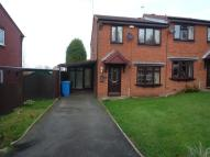 semi detached property in Lichen Close, Huntington...