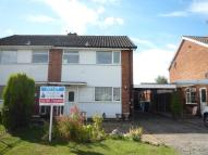 3 bed semi detached home in Broad Acres, Coven, WV9