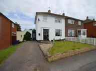 Fairfield Way semi detached property to rent