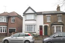 1 bed Flat to rent in St Johns Road...