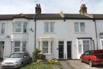 3 bed Terraced property in North Road...