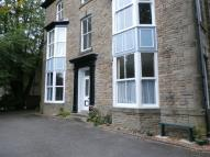 Flat in St. Johns Road, Buxton...
