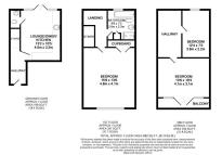 2 bed End of Terrace house for sale in Oakwood Place, Croydon...