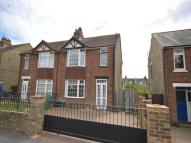 semi detached property to rent in Joyes Road, Folkestone...