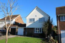 Detached property in Thompson Close...