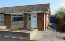 Semi-Detached Bungalow in Aspen Road, Eaglescliffe...