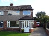 3 bed semi detached home in Lingfield Drive...