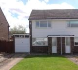 semi detached property to rent in Carradale Close...
