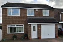 Detached home for sale in Wetherall Avenue, Yarm...