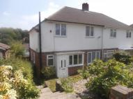 semi detached house in Ferndene Way...