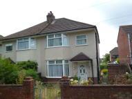 3 bedroom house to rent in Bursledon Road...